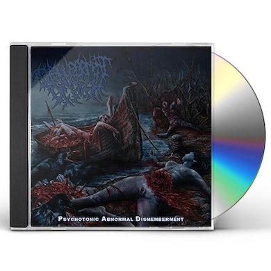 Disfigurement of Flesh PSYCHOTONIC ABNORMAL DISMEMBERMENT CD