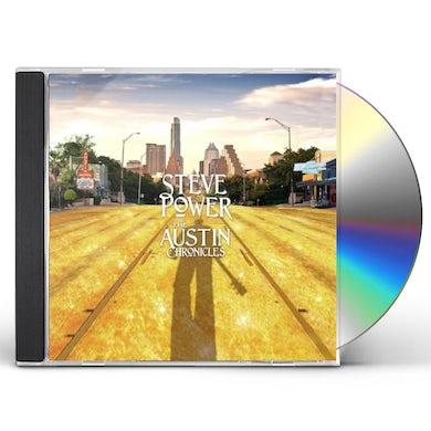 Steve Power AUSTIN CHRONICLES CD