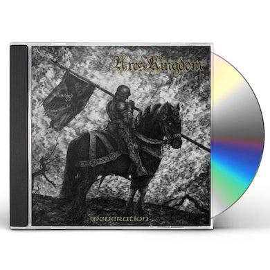 ARES KINGDOM VENERATION CD