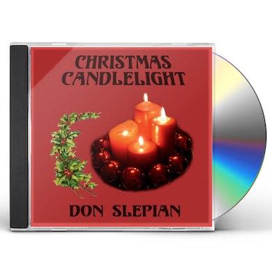 Don Slepian CHRISTMAS CANDLELIGHT CD