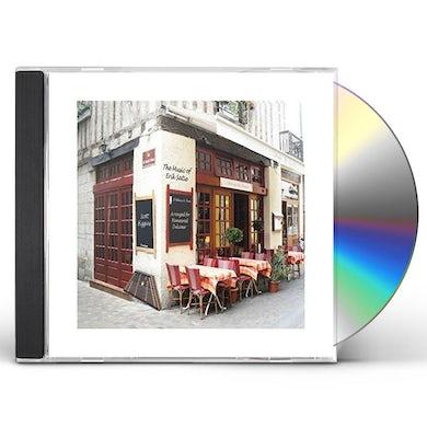 Scott Higgins ERIK SATIE ARRANGED FOR HAMMERED DULCIMER CD