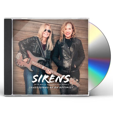 Sirens CONFESSIONS OF AN OPTIMIST CD