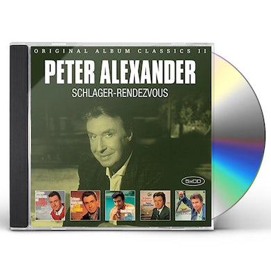 Peter Alexander ORIGINAL ALBUM CLASSICS VOL 2 CD