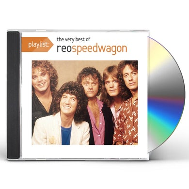 Reo Speedwagon PLAYLIST: VERY BEST OF CD