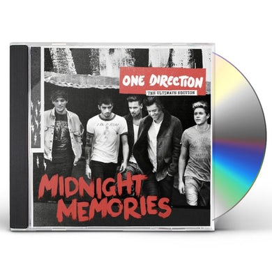 One Direction MIDNIGHT MEMORIES: DELUXE CD
