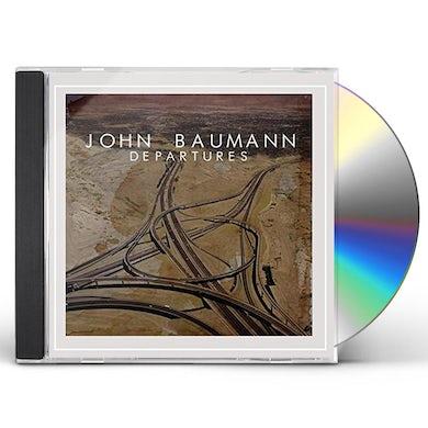 John Baumann DEPARTURES CD