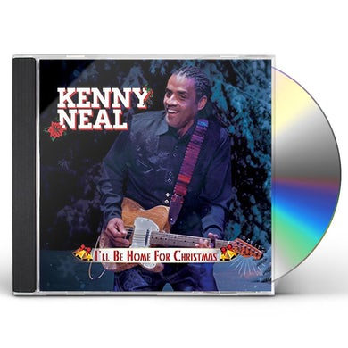 Kenny Neal I'LL BE HOME FOR CHRISTMAS CD
