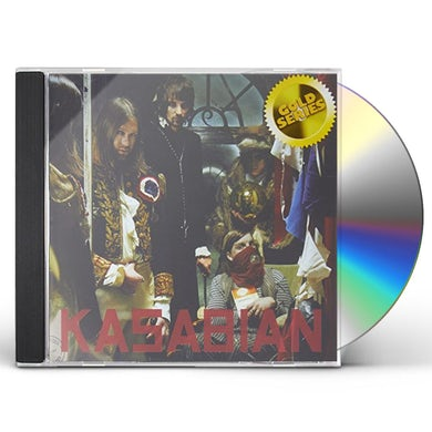 Kasabian WEST RYDER PAUPER LUNATIC ASYLUM (GOLD SERIES) CD