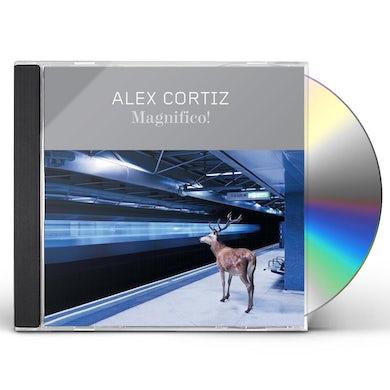 Alex Cortiz MAGNIFICO! CD