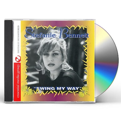 SWING MY WAY CD