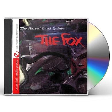 THE FOX CD