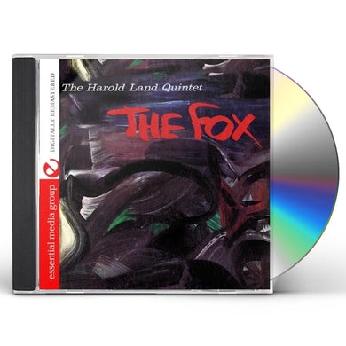 Harold Land THE FOX CD