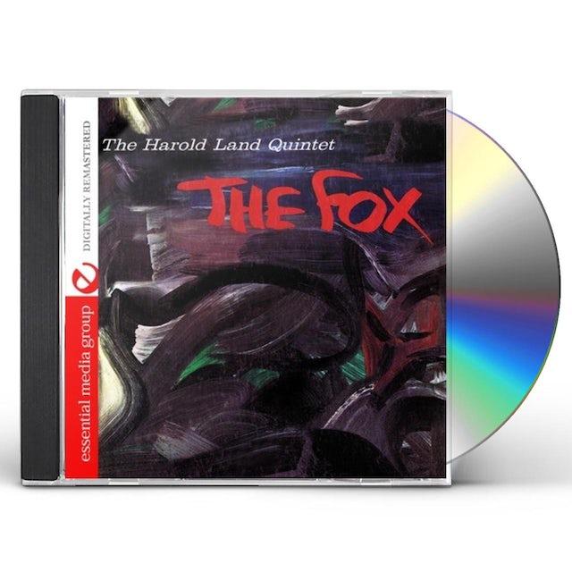 Harold Land THE FOX CD