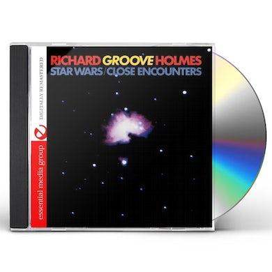 Richard Holmes STAR WARS / CLOSE ENCOUNTERS CD