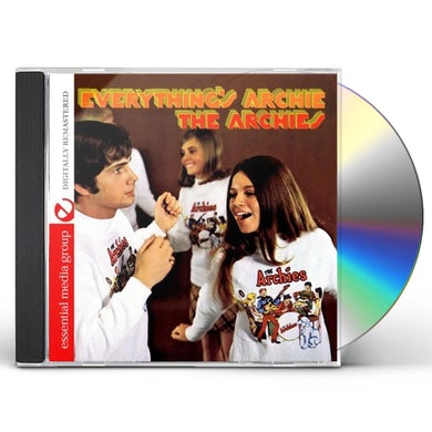 Archies EVERTHING'S ARCHIE CD