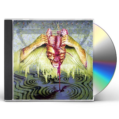 Fire For Effect INNER DIMENSIONAL CHAOS CD
