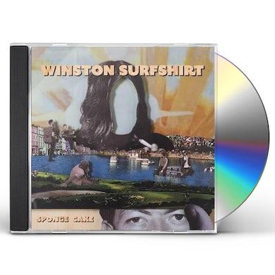 Winston Surfshirt SPONGE CAKE CD