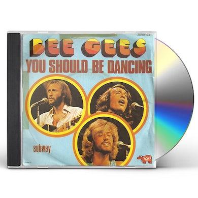 Bee Gees YOU SHOULD BE DANCING CD