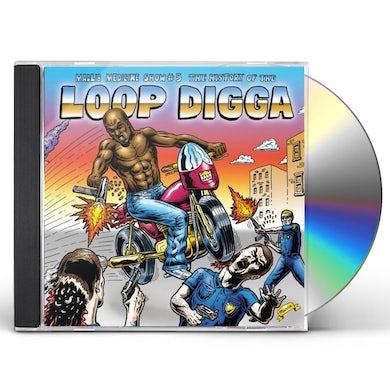 MADLIB MEDICINE SHOW 5: HISTORY OF THE LOOP DIGGA CD