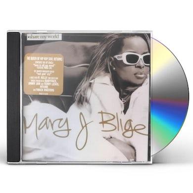 Mary J. Blige SHARE MY WORLD CD