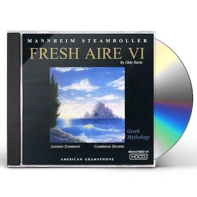 Mannheim Steamroller FRESH AIRE 6 CD