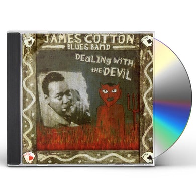 James Cotton DEALIN WITH THE DEVIL CD