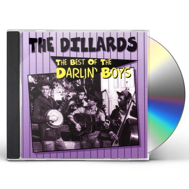 Dillards BEST OF DARLIN BOYS CD
