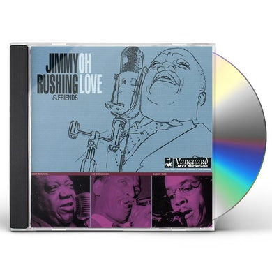 Jimmy Rushing OH LOVE CD