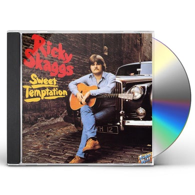 Ricky Skaggs SWEET TEMPTATION CD