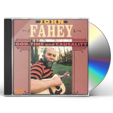 John Fahey GOD TIME & CAUSALITY CD