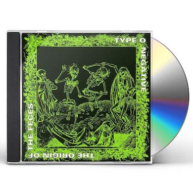 Type O Negative ORIGIN OF THE FECES CD
