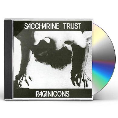 Saccharine Trust PAGAN ICONS CD