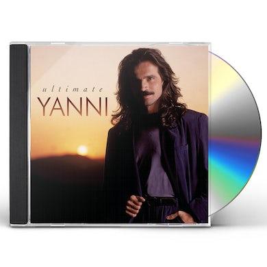 ULTIMATE YANNI CD