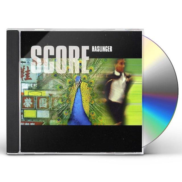 Paul Haslinger SCORE CD