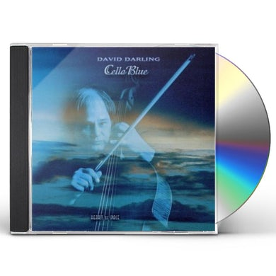 David Darling CELLO BLUE CD