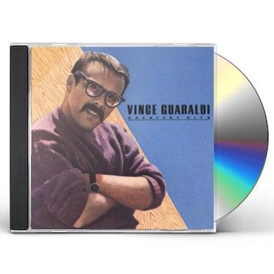 Vince Guaraldi GREATEST HITS CD