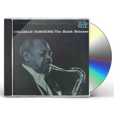 Coleman Hawkins HAWK RELAXES CD