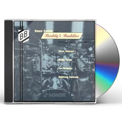 Steve Smith BUDDY'S BUDDIES CD