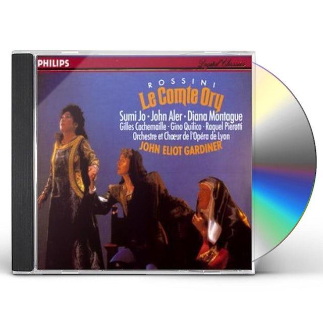 John Eliot Gardiner ROSSINI: LE COMTE ORY CD