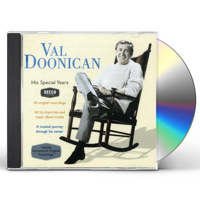Val Doonican HIS SPECIAL YEARS: VERY BEST CD