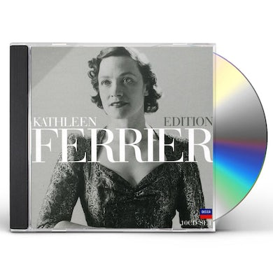 Kathleen Ferrier EDITION CD