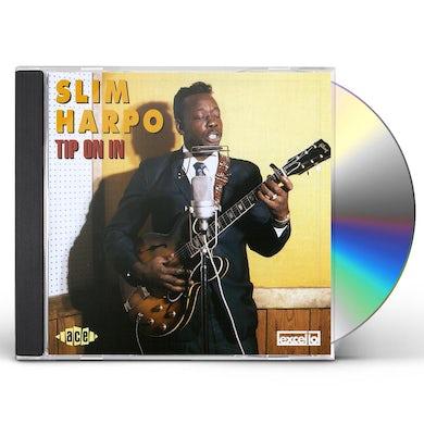 Slim Harpo TIP ON IN CD