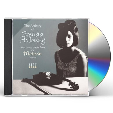 ARTISTRY OF BRENDA HOLLOWAY CD