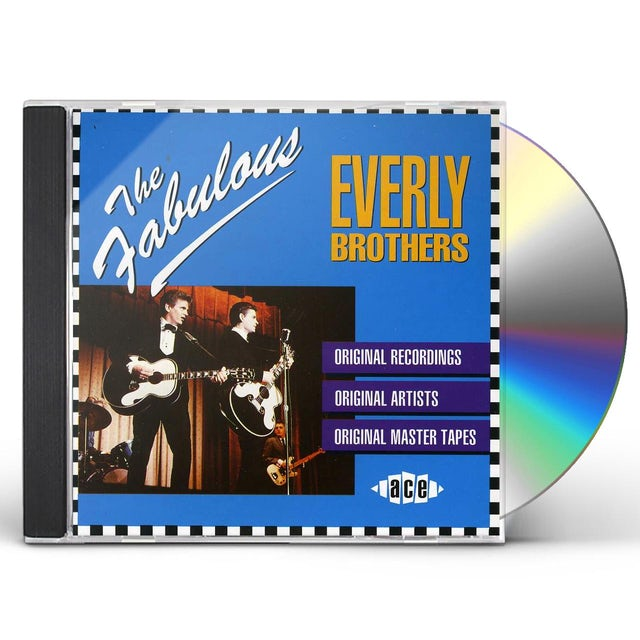 The Everly Brothers FABULOUS CD