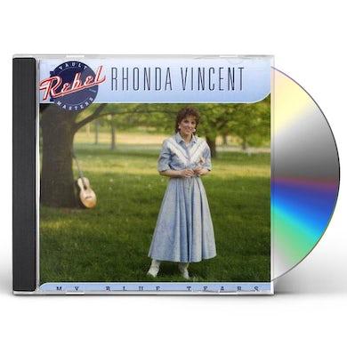 Rhonda Vincent BLUE TEARS CD