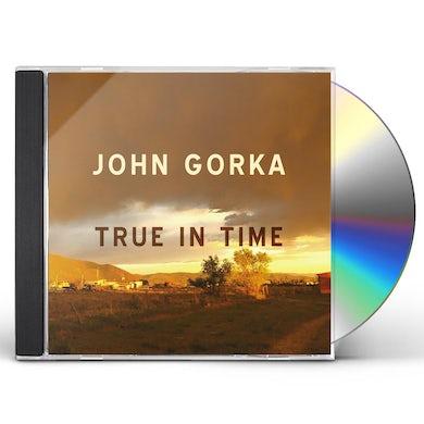 John Gorka TRUE IN TIME CD