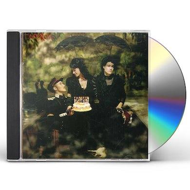 Cocorosie ADVENTURES OF GHOSTHORSE & STILLBORN CD