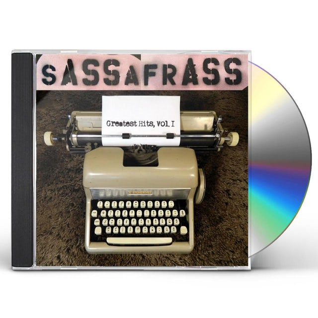 Sassafrass GREATEST HITS 1 CD