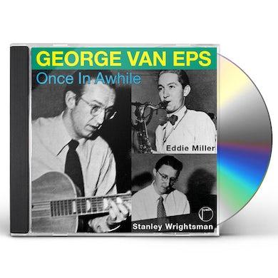 George Van Eps ONCE IN AWHILE CD