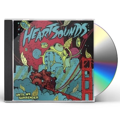 Heartsounds UNTIL WE SURENDER CD